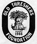 Old Thrteshers Foundation Info