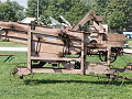 horse powered threshing